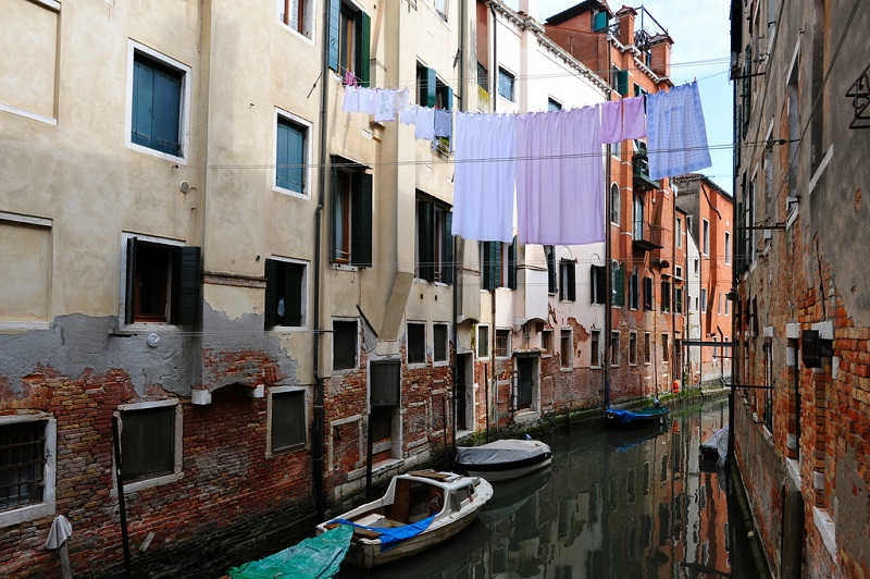 Cannaregio, best area to stay in Venice