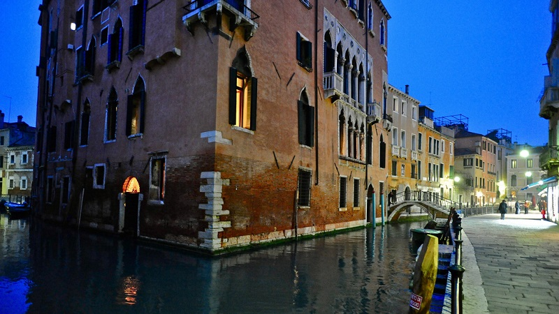 Castello, best area to stay in Venice