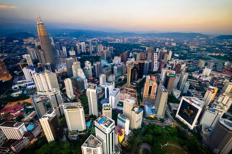 City Centre, best area to stay in Kuala Lumpur