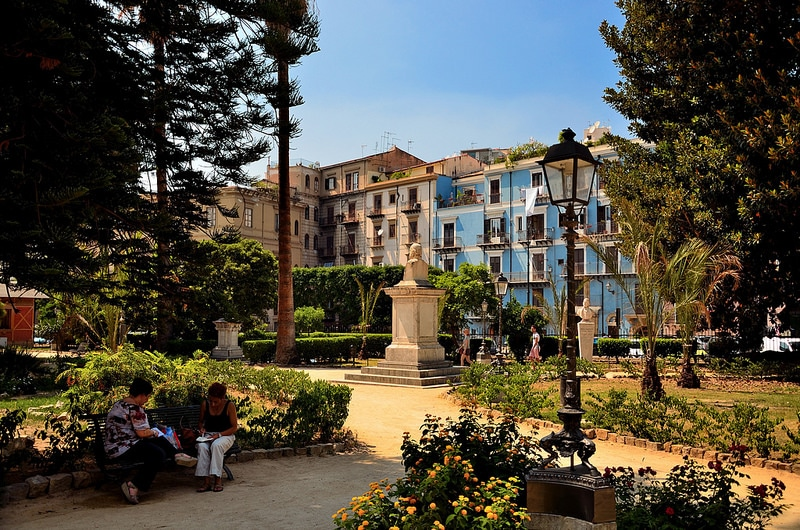 Centre, best area in stay in Palermo