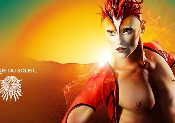 Cirque du Soleil, best things to do in Las Vegas