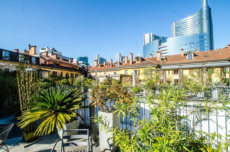 Corso Como, best area to stay in Milan