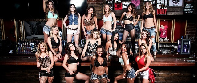 Coyote Ugly Saloon, best things to do in Las Vegas