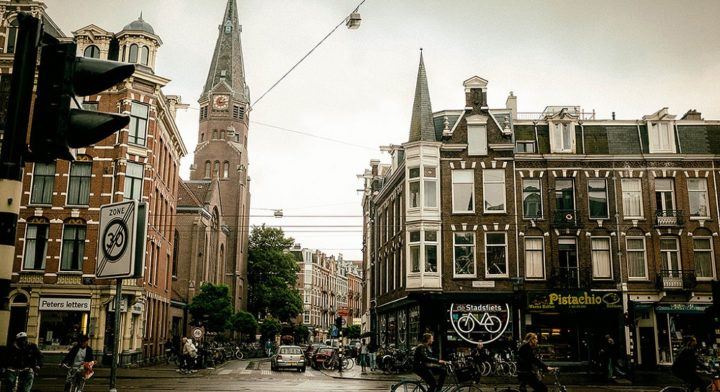 The best area to stay in Amsterdam
