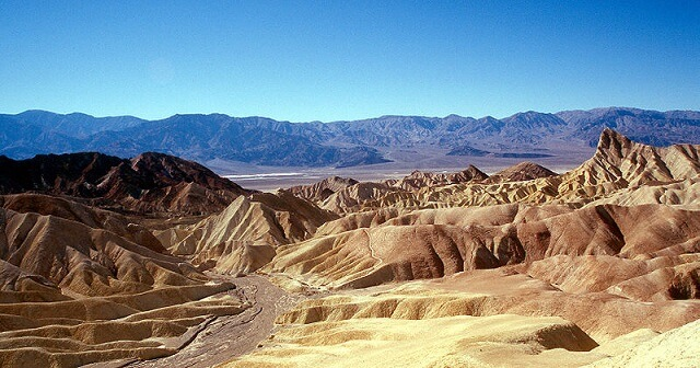 Death Valley, best things to do in Las Vegas