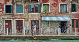 Dorsoduro, best area to stay in Venice