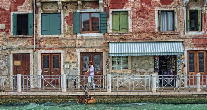 The best area to stay in Venice