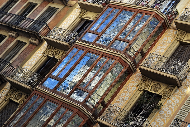 Eixample, best area to stay in Barcelona