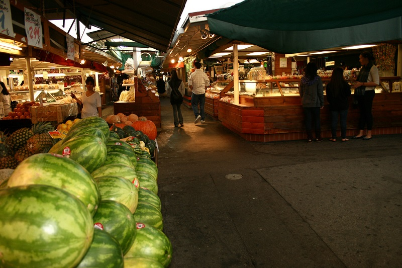 Farmers Market Los Angeles