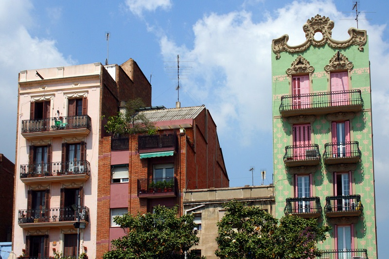 Gracia, best area to stay in Barcelona