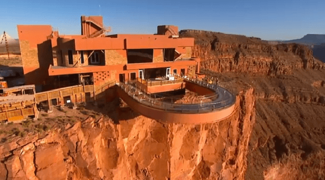 Grand Canyon Skywalk, best things to do in Las Vegas