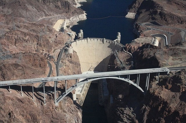 Hoover Dam, best things to do in Las Vegas