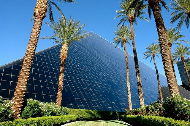 Hotel Luxor Casino, best things to do in Las Vegas
