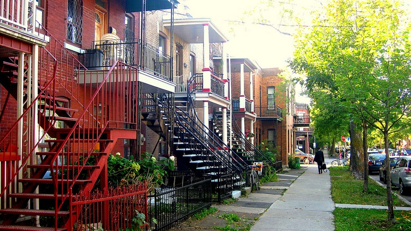 Italian District, best area to stay in Montreal