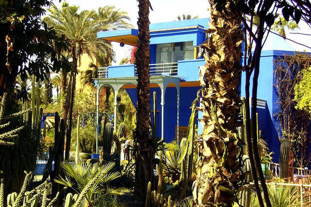 Majorelle garden, best things to do in Marrakech