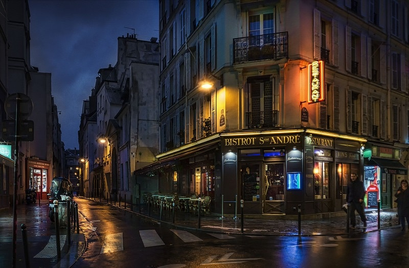 Latin quarter, best area to stay in Paris