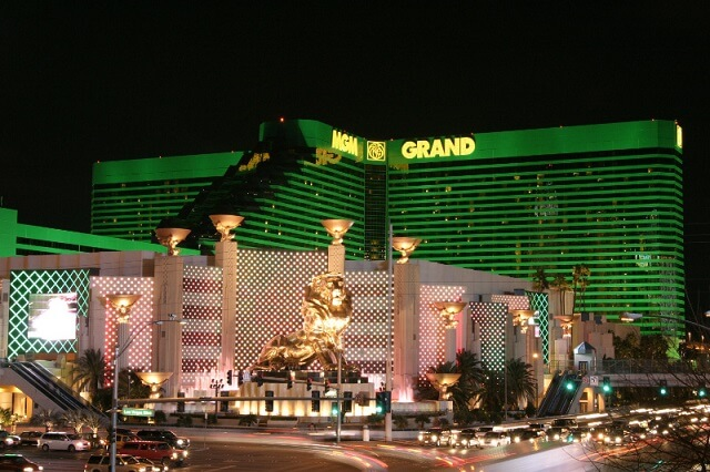 MGM Grand, best things to do in Las Vegas