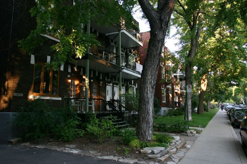 Outremont, best area to stay in Montreal