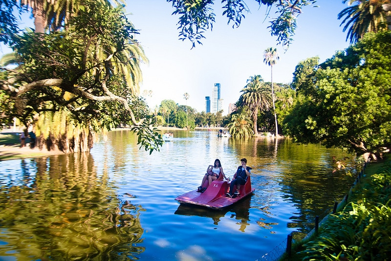 Palermo, best area to stay in Buenos Aires