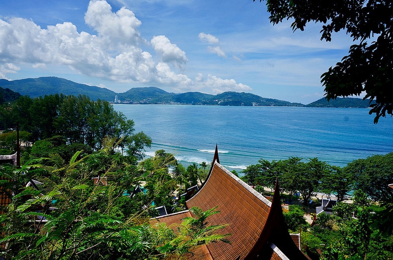 Patong, best area to stay in Phuket