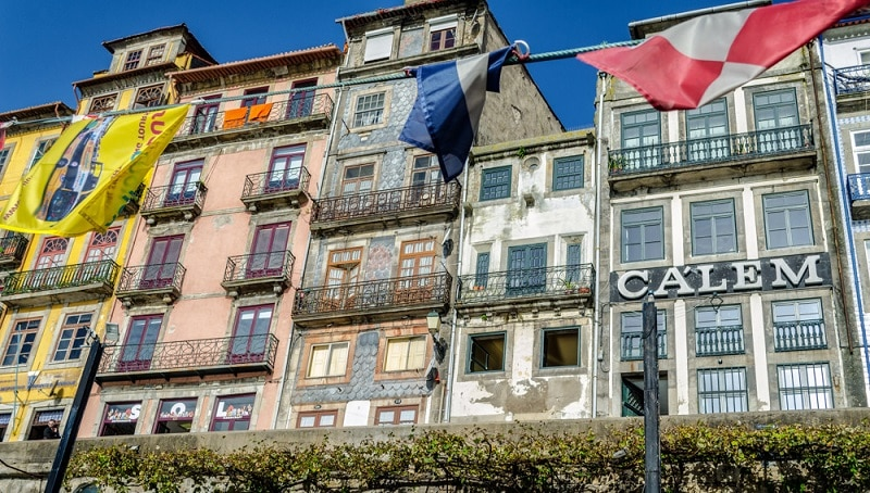 Ribeira, best area to stay in Porto