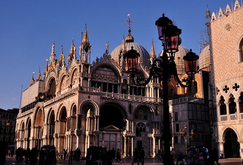 San Marco, best area to stay in Venice