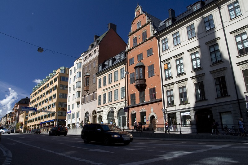 Sodermalm, best area to stay in Stockholm