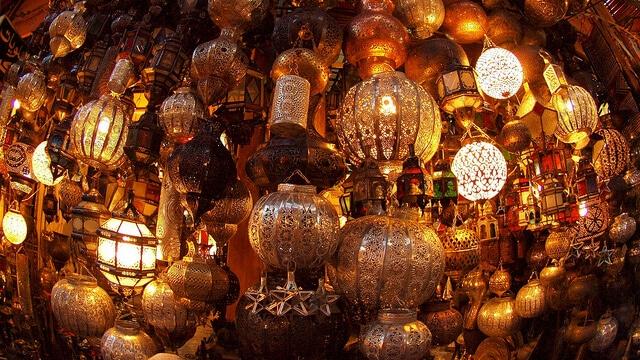 Souk, best things to do in Marrakech