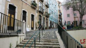 Alfama, best area to stay in Lisbon