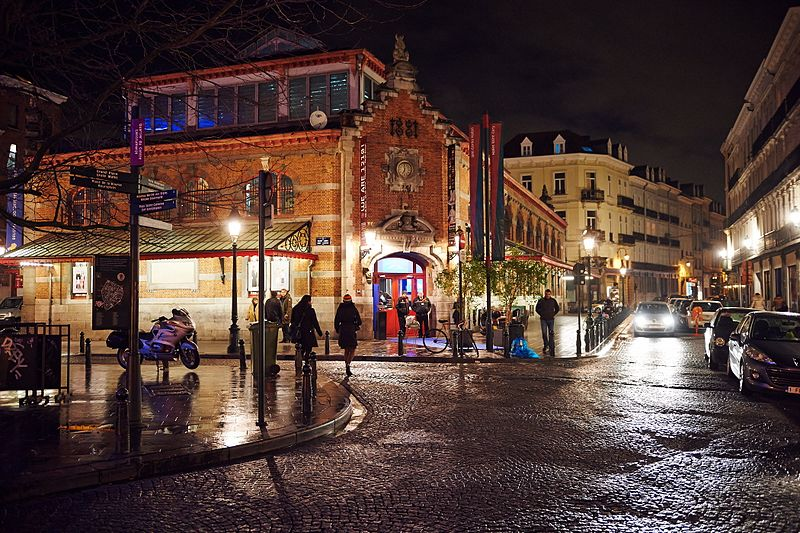 Saint-Géry, best area to stay in Brussels