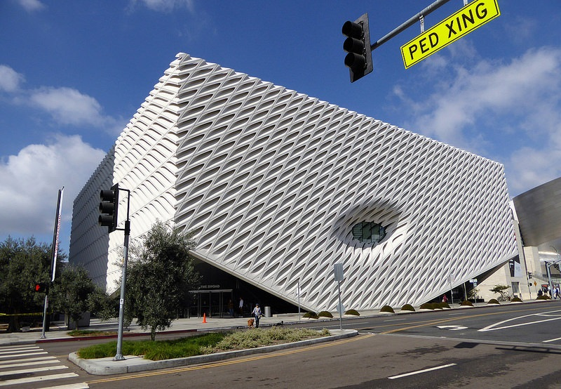 The Broad, Los Angeles