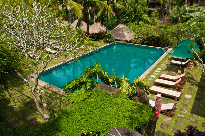 Ubud, best area to stay in Bali