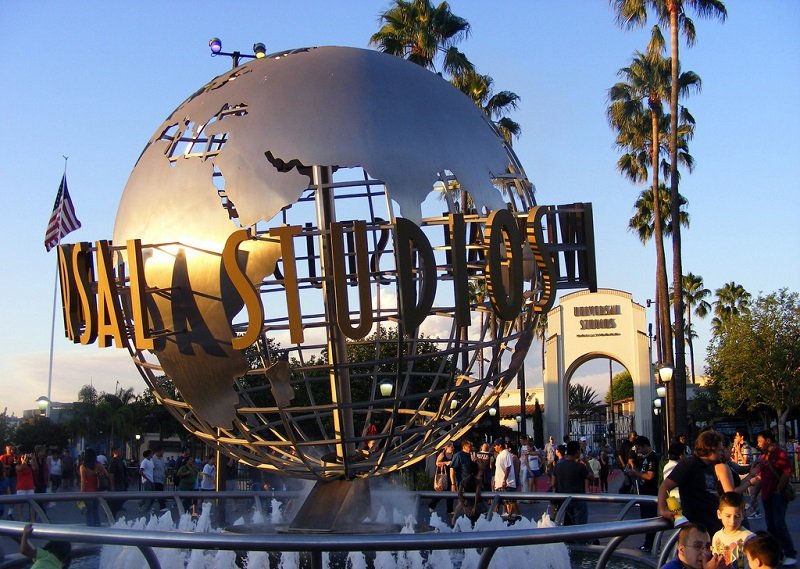 Universal Studios Hollywood, Los Angeles