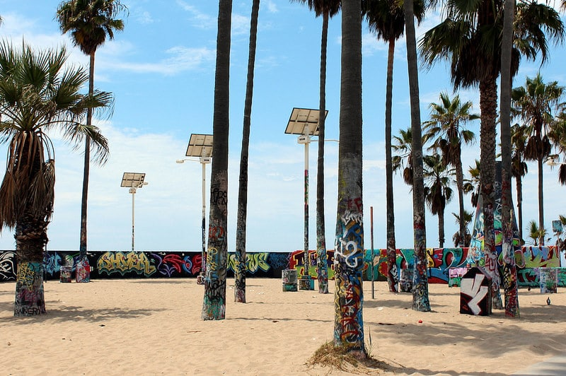 Venice, best area to stay in Los Angeles