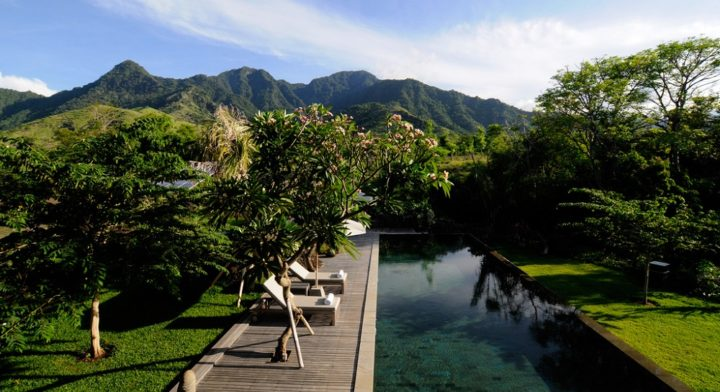 The best area to stay in Bali