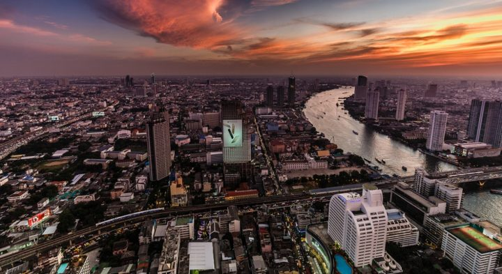 The best area to stay in Bangkok