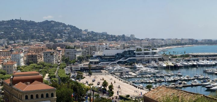 The best area to stay in Cannes