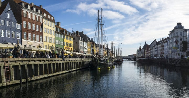 The best area to stay in Copenhagen