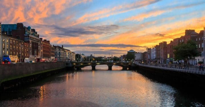 The best area to stay in Dublin