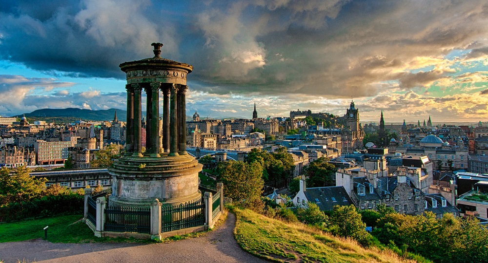 The best area to stay in Edinburgh