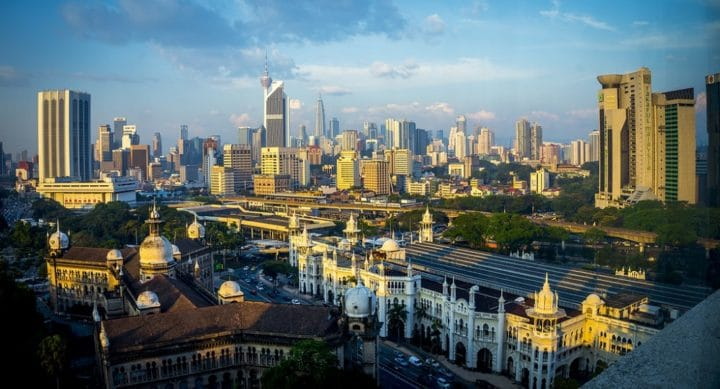 The best area to stay in Kuala Lumpur