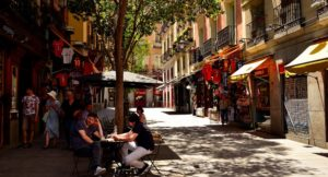 The best area to stay in Madrid