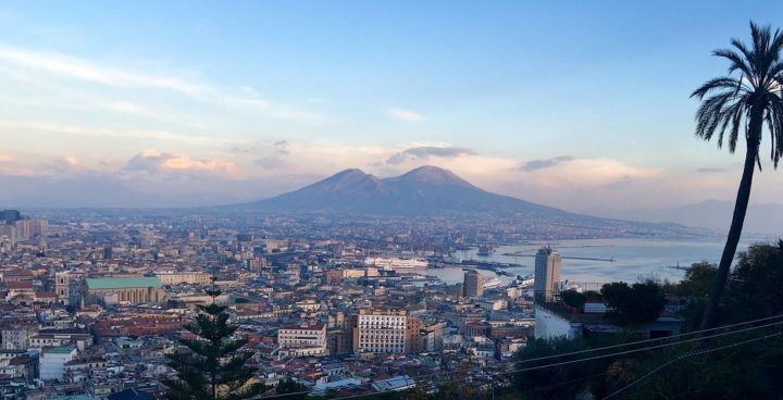 The best area to stay in Naples