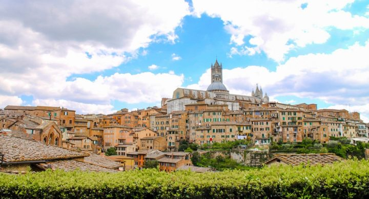The best area to stay in Siena