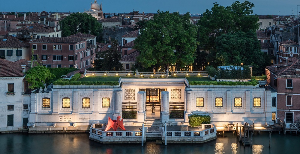 Visit the Peggy Guggenheim Museum in Venice