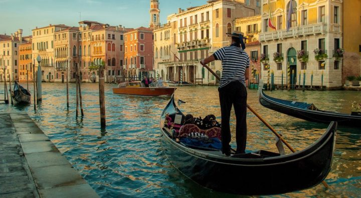 Transport in Venice: how to get around in Venice?