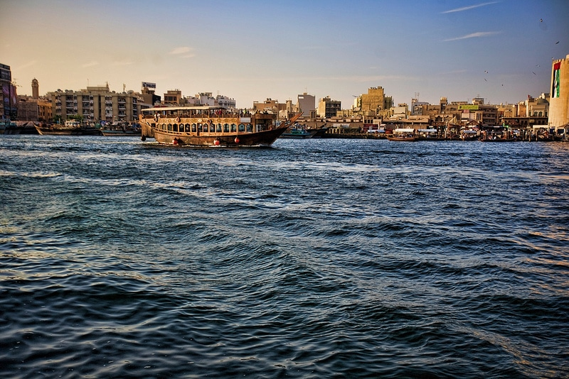 Bur Dubai, best area to stay in Dubai