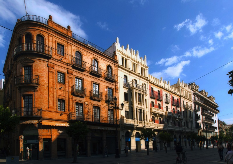 Centro, best area to stay in Seville