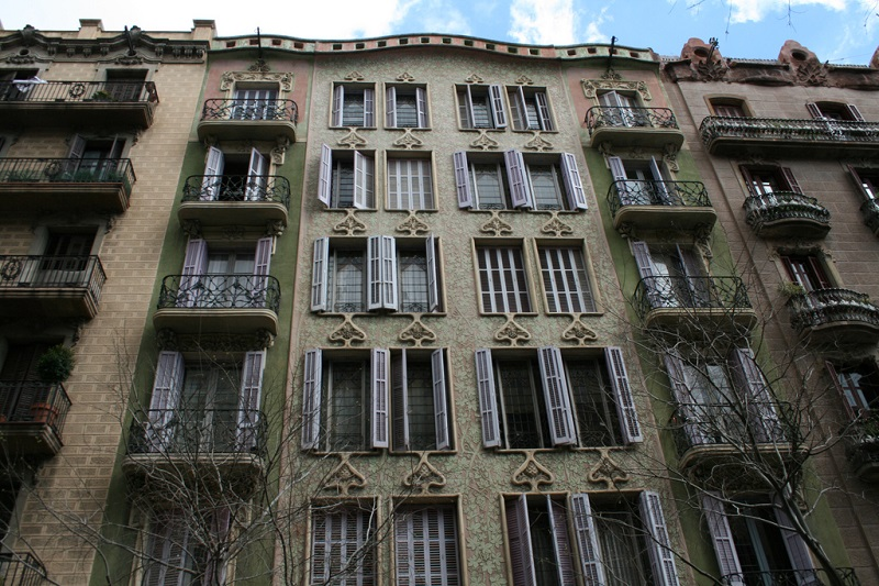 Eixample, best area to stay in Valencia
