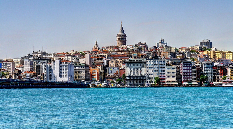 Galata, best area to stay in Istanbul